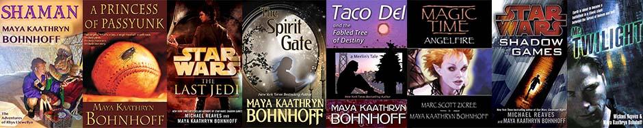 Maya Kaathryn Bohnhoff
