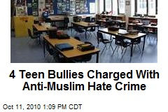4-teen-bullies-charged-with-anti-muslim-hate-crime