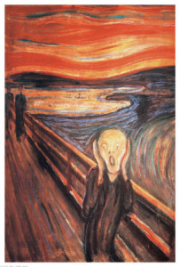 The Scream Giclee Print